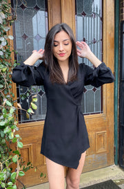 Bliss Romper in Black