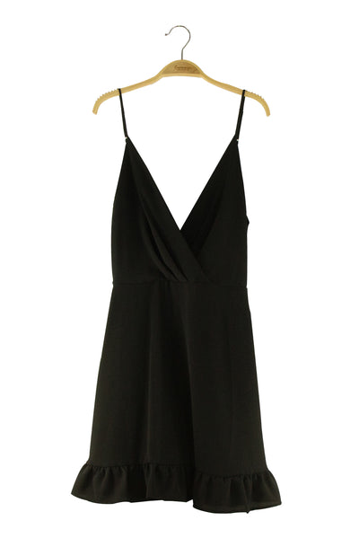 Party Time Dress in Black