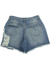 Short Circuit Shorts in Blue