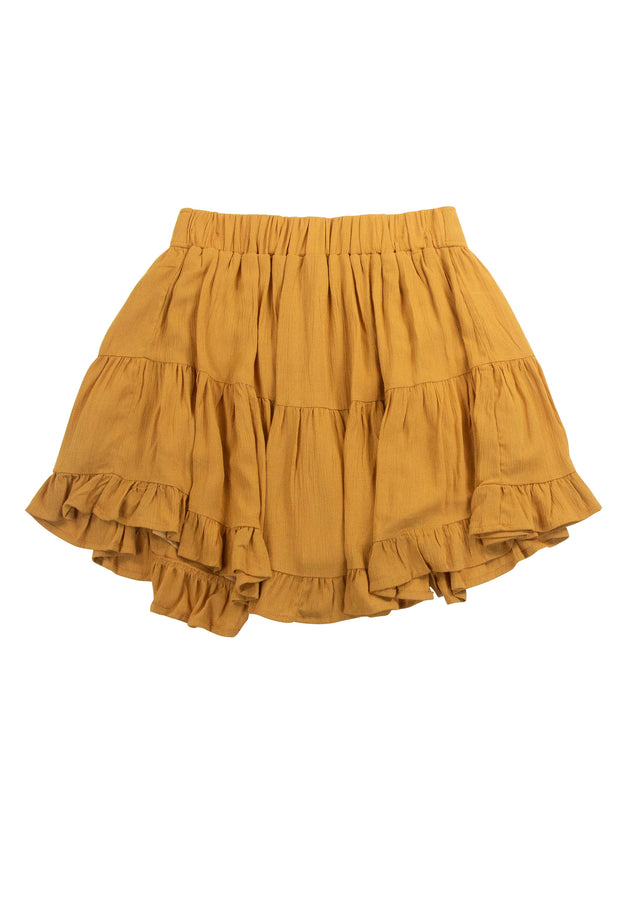 Penny Skirt in Brown