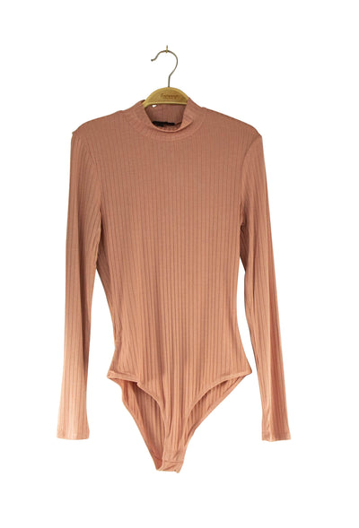 Spiced Bodysuit in Pink