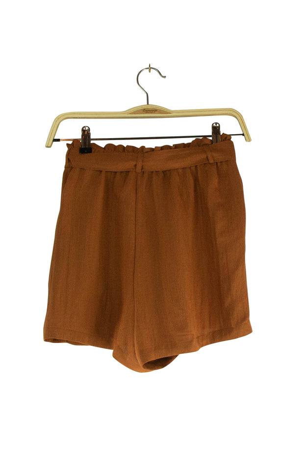 Serenity Shorts in Brown