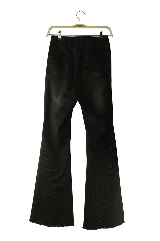Clear As a Bell Jeans in Black
