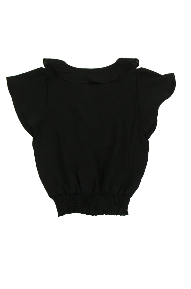 High Maintenance Top in Black
