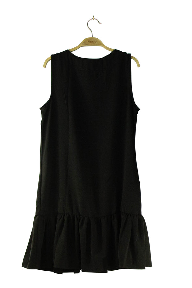 Serena Dress in Black