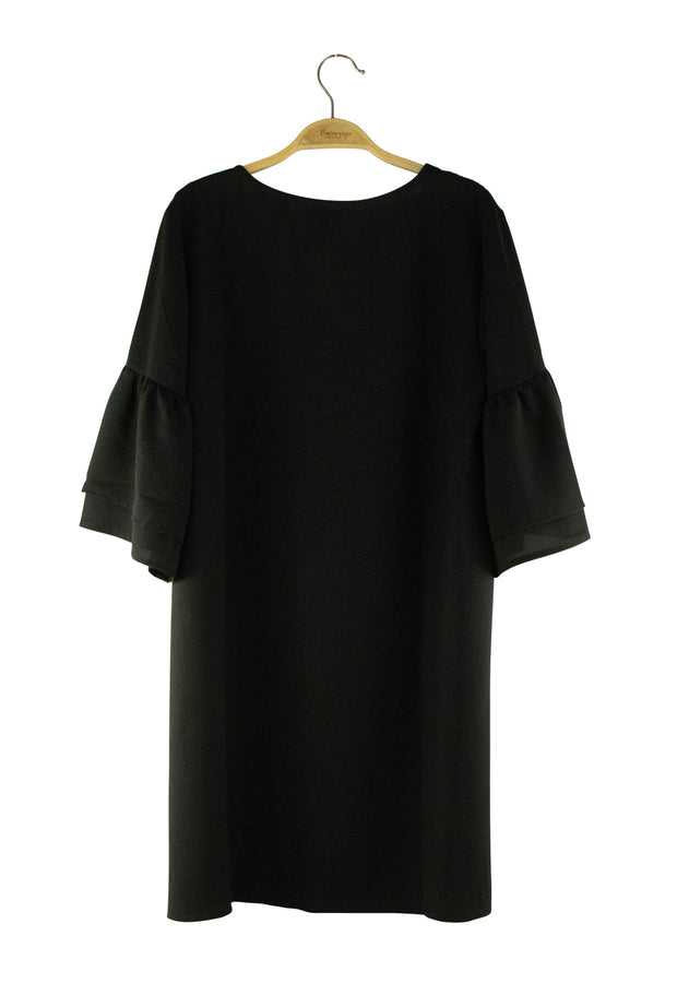 Worship Dress in Black