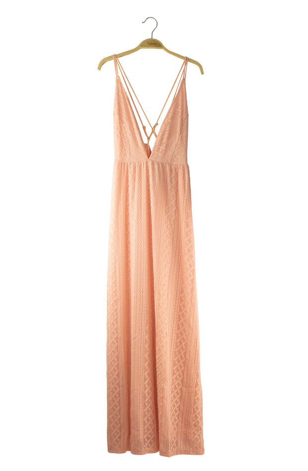 Vera Dress in Pink