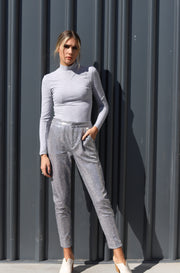Bella Donna Pants in Grey