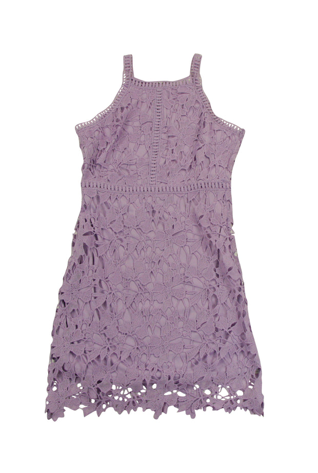 Clarity Dress in Purple