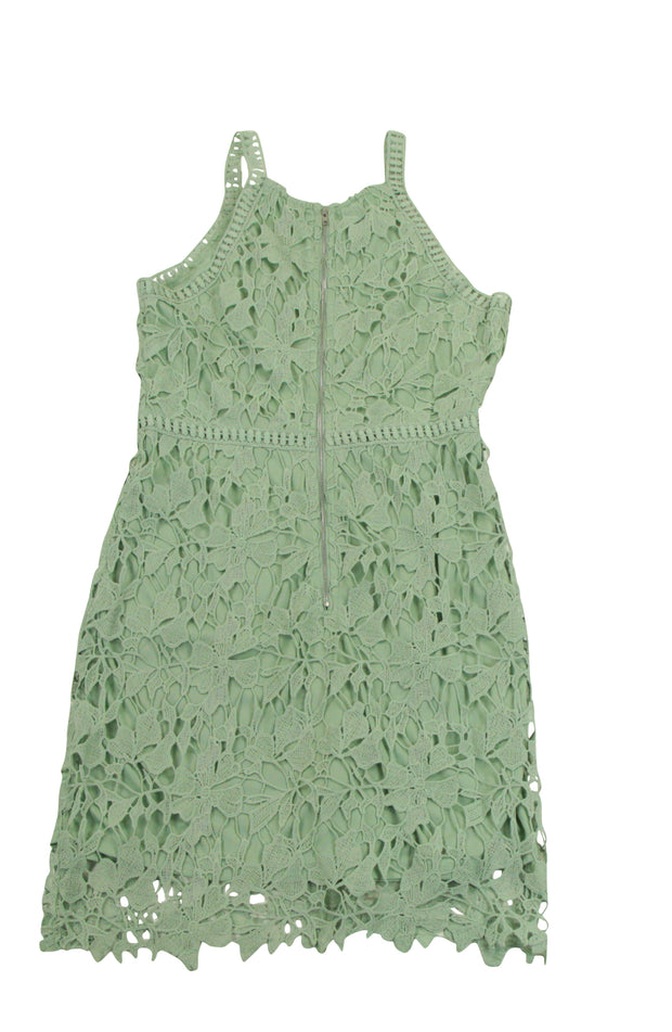 Clarity Dress in Green