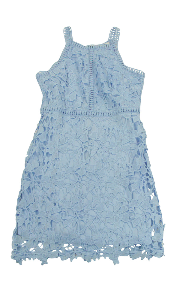 Clarity Dress in Light Blue