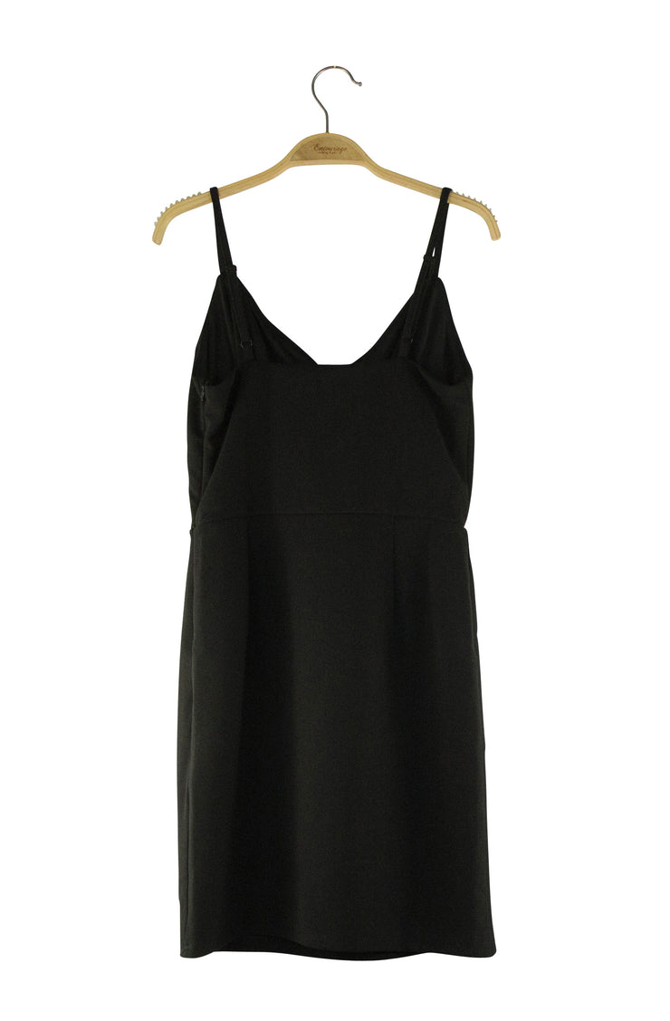 Attentive Dress in Black