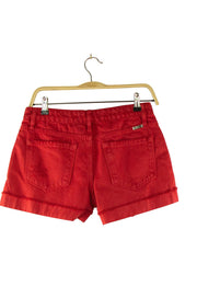 All American Shorts in Red