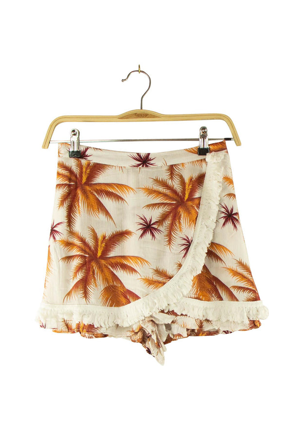 Relaxation Shorts in Brown