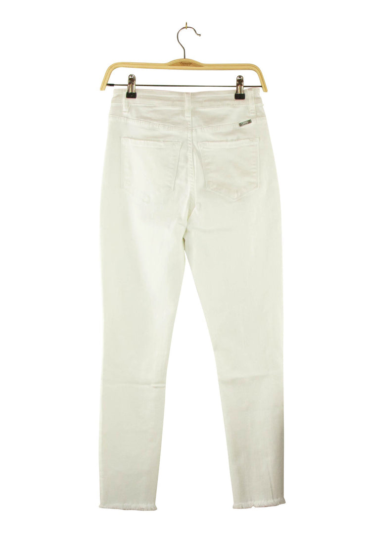 Untamed Jeans in White
