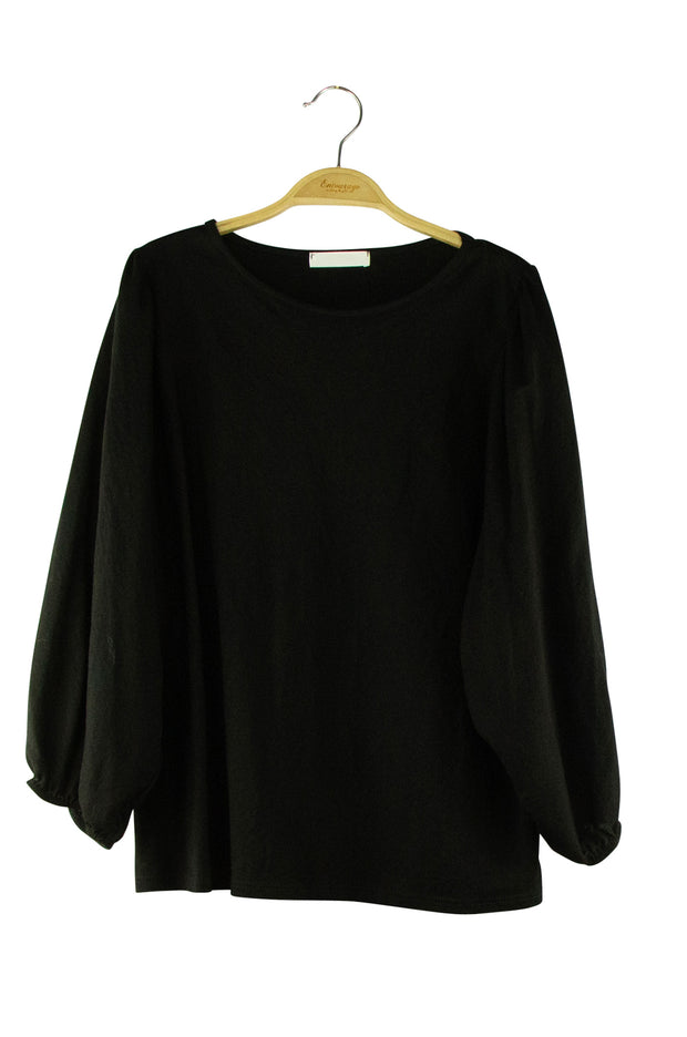 Fairytale Top in Black