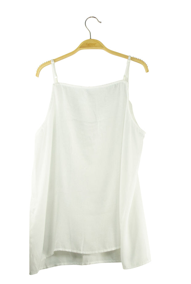 Essential Cami in White