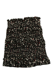 Imitated but Never Duplicated Skirt in Black