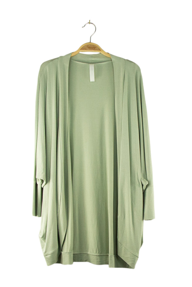 Can't Go Wrong Kimono in Green