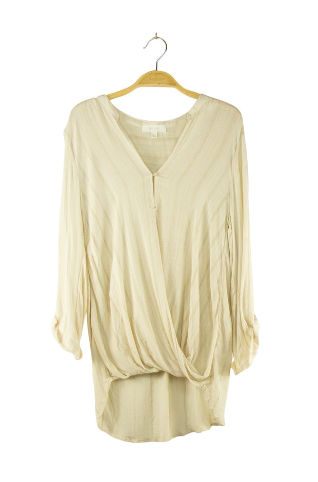 Stay Connected Top in Tan