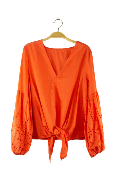 Transition Top in Orange