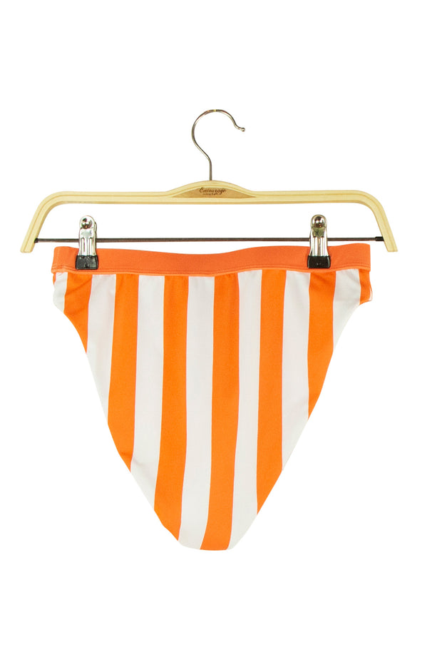 Seashore Dreams Suit Bottom in Orange