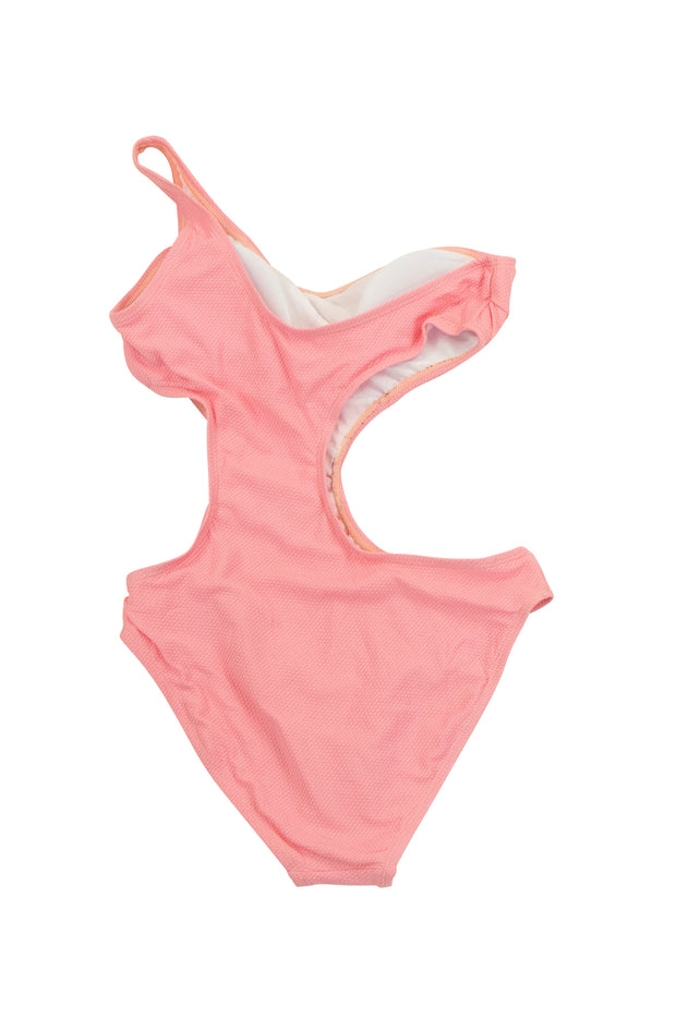 Show Stopper Bathing Suit in Pink
