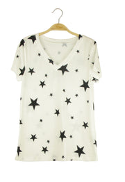 All-Star Top in White