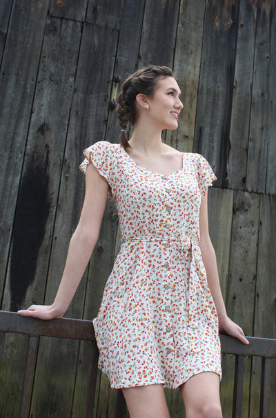Spring Has Sprung Dress in Multiple Colors