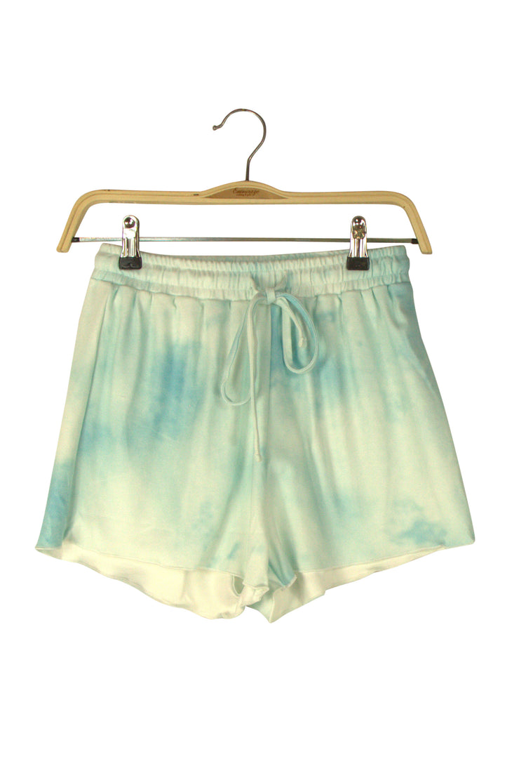 Sweet Dreams Shorts in Light Blue