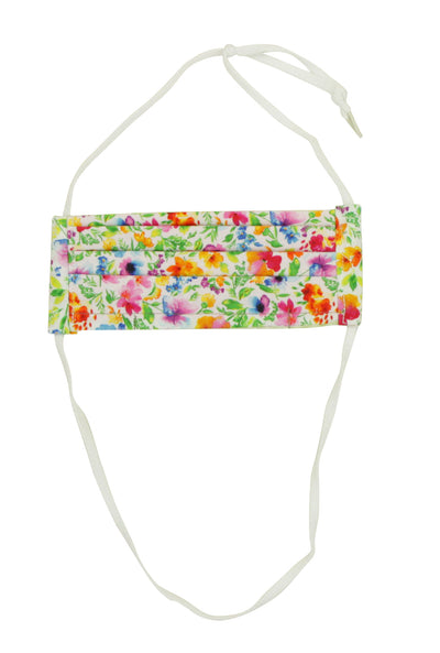 Not Today Corona Mask in Multicolored Floral Print