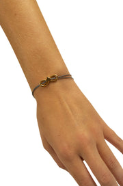 Infinite Love Bracelet in Gold
