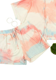 Cotton Candy Shorts in Pink