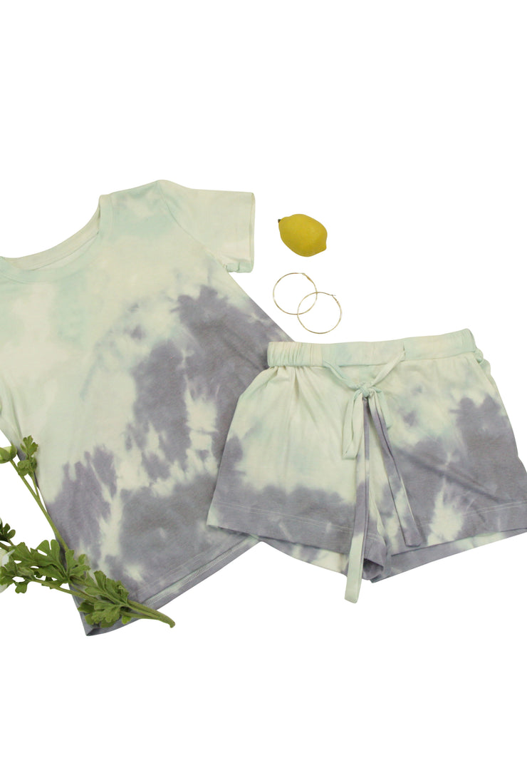 Do or Dye Top in Light Green