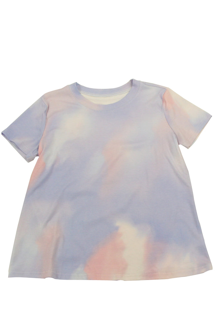 Do or Dye Top in Purple