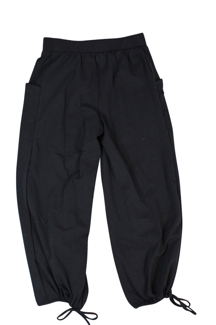 Stay Chill Joggers in Dark Gray