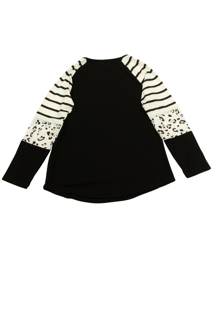 Versatility Top in Black