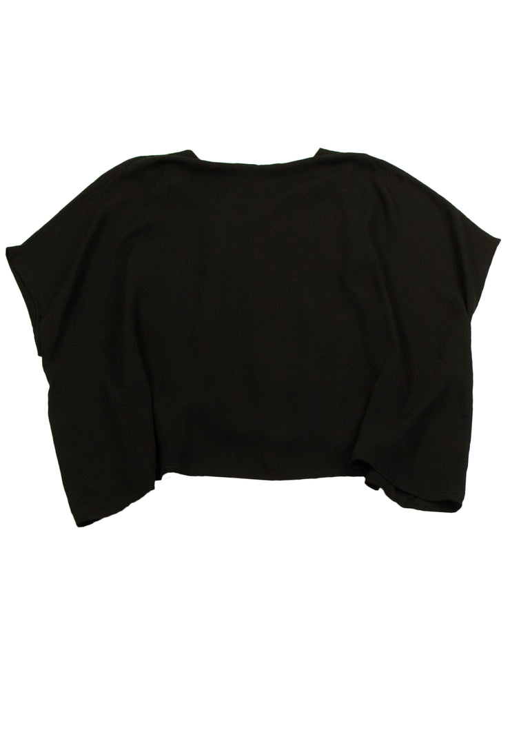 High Expectations Top in Black