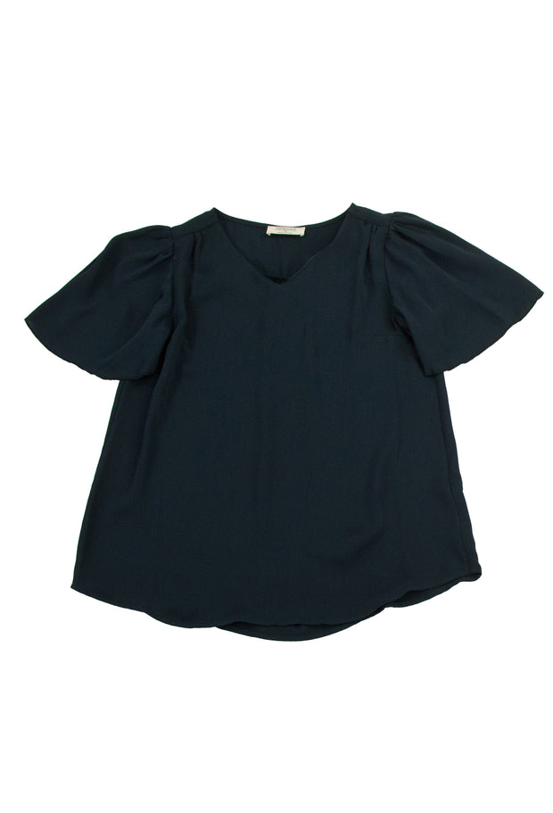 Highly Regarded Top in Black
