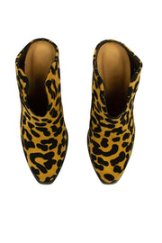 Fast as a Cheetah Booties