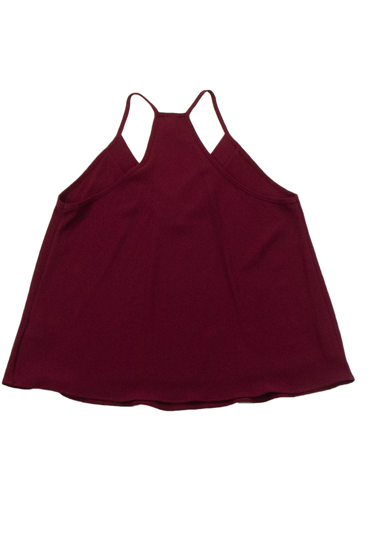 Eternity Top in Dark Red