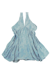 Picturesque Dress in Light Blue
