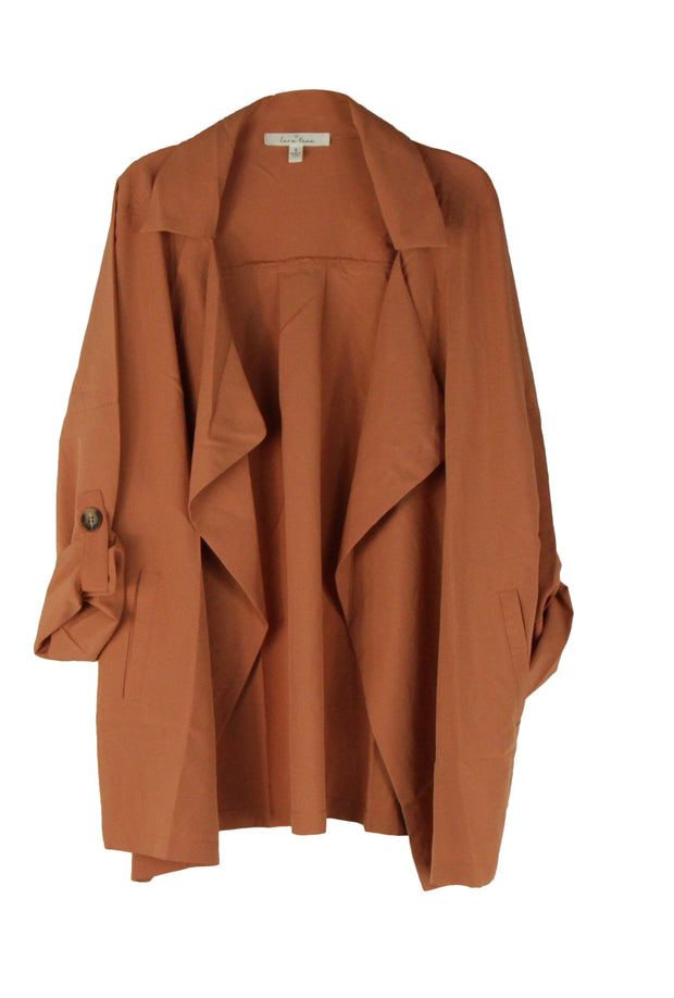 Intriguing Jacket in Dark Orange