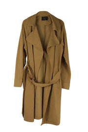 Carmen Trench in Brown