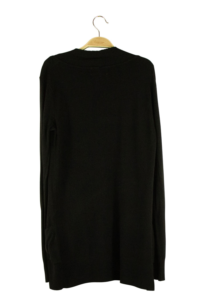 No Sweat Cardigan in Black