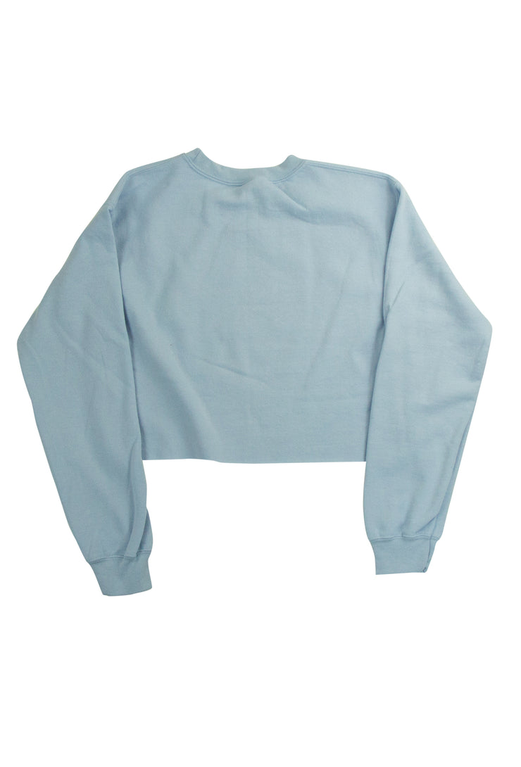 Always Good Vibes Sweatshirt in Blue