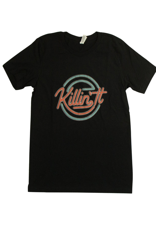 Killin' It Tee in Black