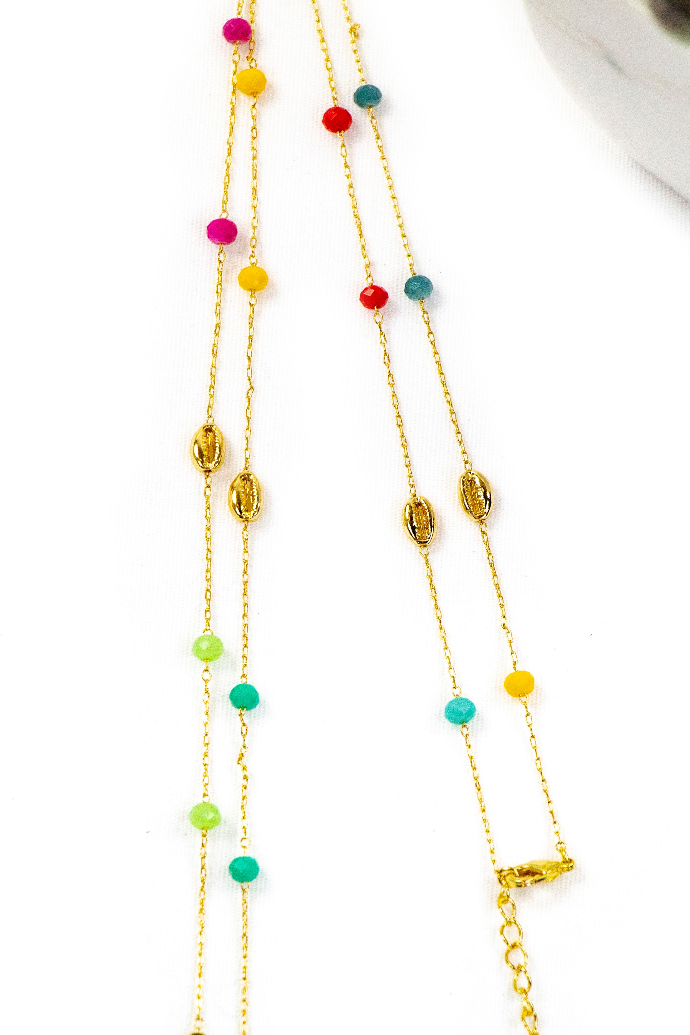 To Bead or Not to Bead Necklace