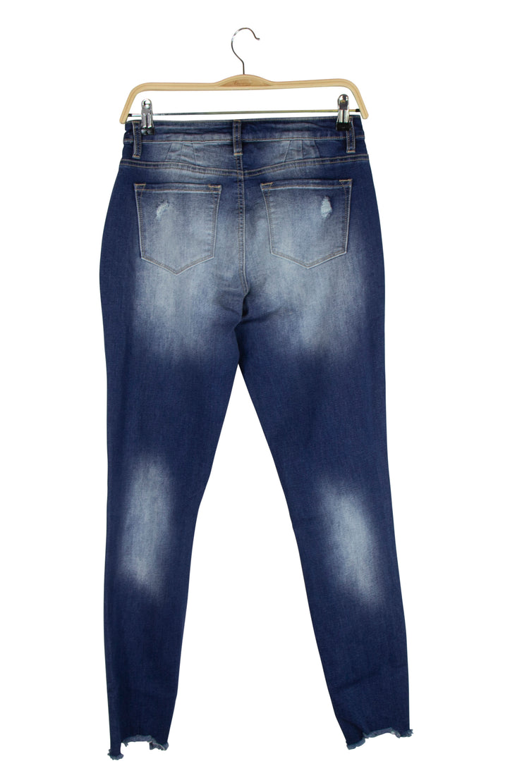 Never Stressed Jeans in Blue