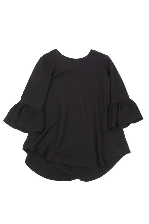 Empress Top in Black